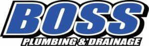 Boss plumbing logo